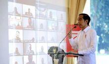 Jadi Mesin Penggerak Ekonomi Nasional, Presiden Ajak Masyarakat Beli Produk Lokal