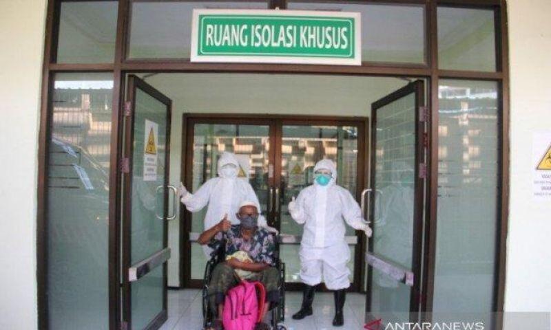 Hari Ini Persentase Sembuh COVID-19 DKI Jakarta Capai 87,1 Persen