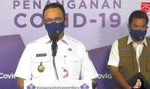 Selama PSBB, Gubernur Anies Pangkas Kapasitas Tampung Perkantoran Jadi 25 Persen