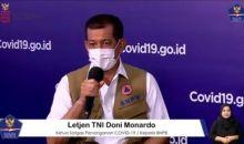 Angka Kesembuhan Indonesia di Atas Standar WHO
