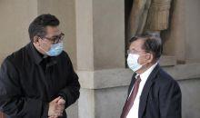 Satu Jam Bersama Pak Jusuf Kalla di Vatikan