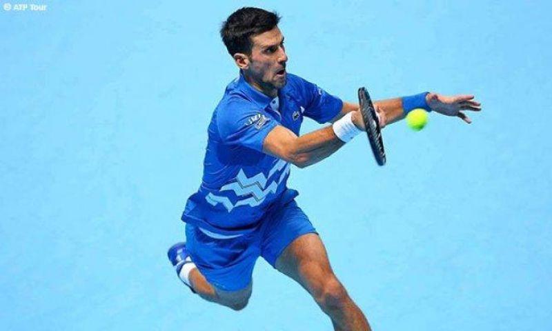 Djokovic  Lolos ke  Semifinal ATP Finals