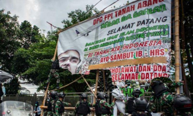 Soal Penertiban Baliho oleh TNI, Kompolnas Akan Minta Klarifikasi Polri