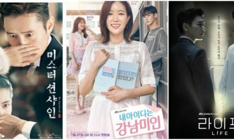 Sembari Rebahan di Akhir Pekan Anda, Yuk Pilih-pilih Lima Drama Asia Ini