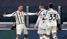 Juve Menang 2-0 atas Tamunya Cagliari Berkat Dwigol Ronaldo