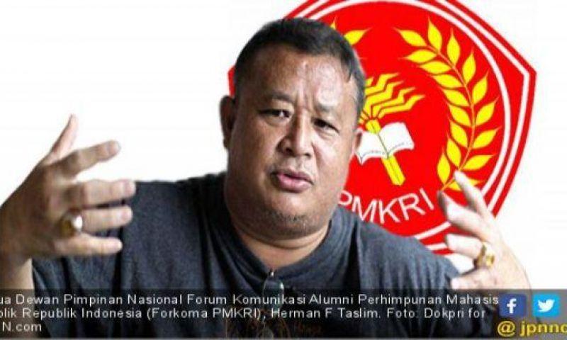 Forkoma PMKRI Apresiasi dan Dukung Sikap Tegas TNI