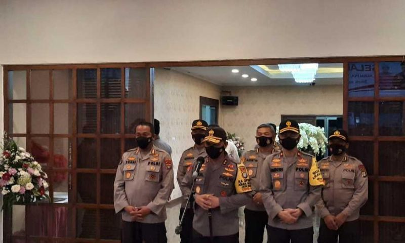 Kapolda Irjenpol Fadil Sebut Ada Klaster COVID-19 di Petamburan