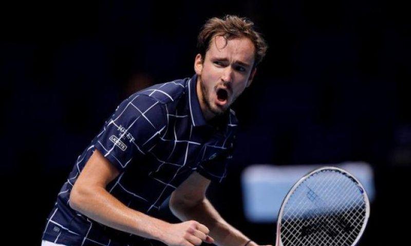 Tekuk Nadal,  Medvedev Hadapi Thiem di Partai Puncak ATP Finals