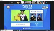 Kisah Yudi Tri Wicaksono Sekeluarga Terkena COVID-19, Ditinggal Ayah Dua Hari Sebelum Wisuda