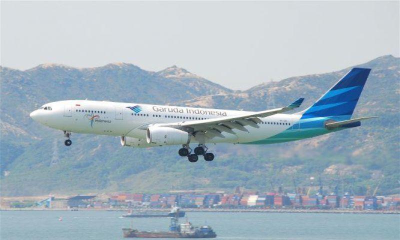 Cuaca Buruk, Dua Pesawat Gagal Mendarat di Bandara Supadio