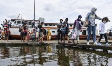 Libur Natal, 3.018 Wisatawan Berkunjung ke Kepulauan Seribu