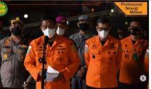Cuaca Buruk, Upaya Pencarian Sriwijaya Air SJ 182 Sementara Dihentikan