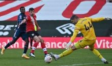 Gol Bunuh Diri Magalhaes Kunci Kemenangan Southampton Singkirkan Arsenal
