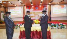 Gubernur Papua Barat Gelar Sertijab Bupati Sorong Selatan