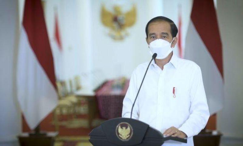 Presiden Jokowi Sebut Buruh adalah Aset Besar Bangsa