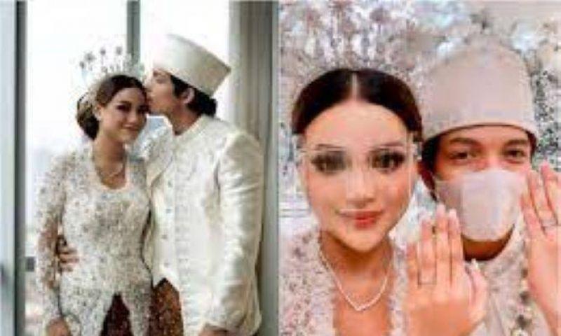 Resmi Menikah, Pasangan Selebritas Atta-Aurel Berencana Bulan Madu ke Dubai