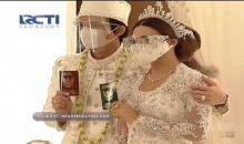 Pasangan Selebritas Atta-Aurel Resmi Jadi Pasangan Suami Istri