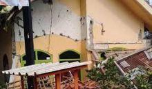 Dampak Gempa Malang, Sejumlah Bangunan di Kabupaten Blitar Rusak