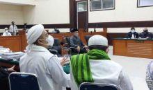 Rizieq Shihab Enggan Berikan Hasil Tes Usap
