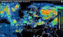 BMKG Sebut Siklon Surigae Diperkirakan Pengaruhi Cuaca Sebagian Wilayah Indonesia