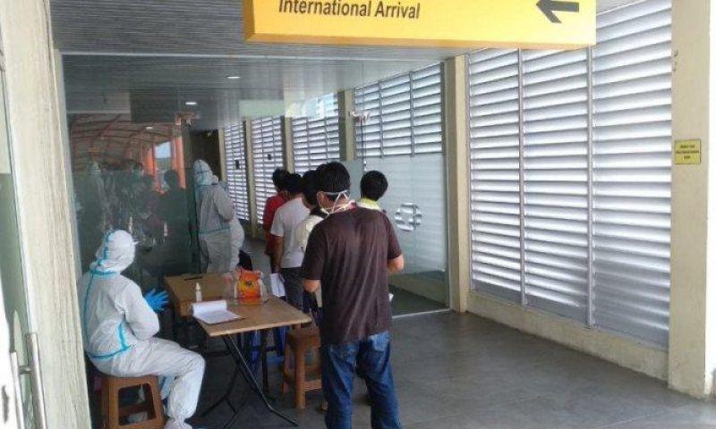Hasil Uji Usap, 200 PMI Dipulangkan dari Malaysia Terinfeksi COVID-19