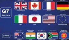 Pertama Kali, ASEAN Diundang dalam Pertemuan G7