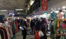 Sambut Hari Raya Idul Fitri, Mulai Rabu (12/5) Pasar Tanah Abang Tutup