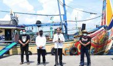 Presiden Sebut Produk Perikanan Indonesia Masih Sangat Menjanjikan