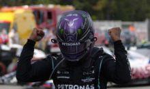 Kalahkan Verstappen, Hamilton Juarai GP Spanyol untuk Kelima Kalinya
