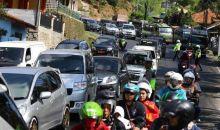 Jelang Idul Fitri, Lebih dari 138.000 Mobil Tinggalkan Jakarta Per Hari