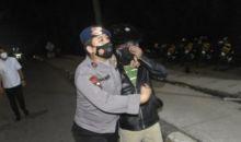 Empat Pemudik Provokator Terobos Barikade di Bekasi Ditangkap