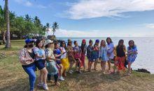 Menikmati Hamparan Pasir Putih dan Birunya Langit di Pantai Anyer
