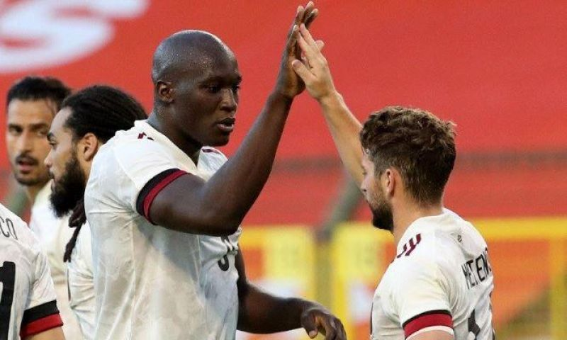 Jelang Euro 2020, Lukaku Antar Belgia Tutup Pemanasan Euro atasi Kroasia 1-0