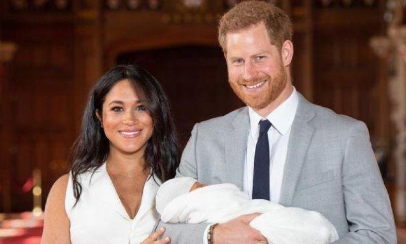Buntut Beri Nama Anak Kedua, Pangeran Harry dan Meghan Dipermasalahkan