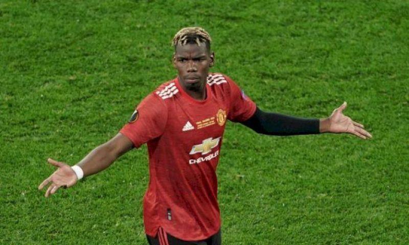 Pogba Buka Peluang Perpanjang Kontrak di Manchester United