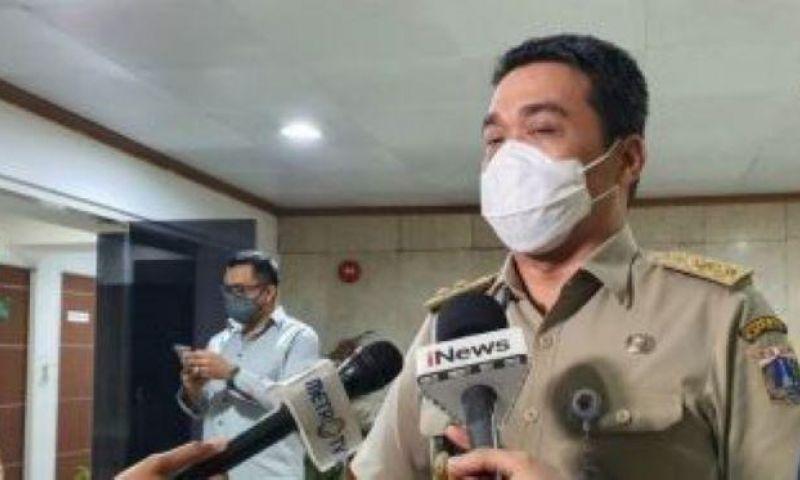 Ingatkan Keterisian RS Capai 65 Persen, Wagub DKI: Perhatian, Warga Jakarta Ada Peningkatan Cukup Tinggi