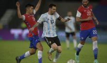 Laga Pertama Copa America 2021, Argentina Harus Puas Ditahan Imbang Chile 1-1