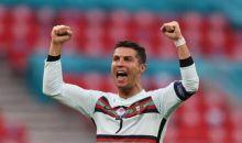 Tampil dalam Lima Piala Eropa, Ronaldo Torehkan Sejarah