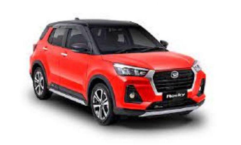 Resmi Meluncur di Indonesia, Daihatsu Rocky 1.2L Jadi Pertama di Dunia