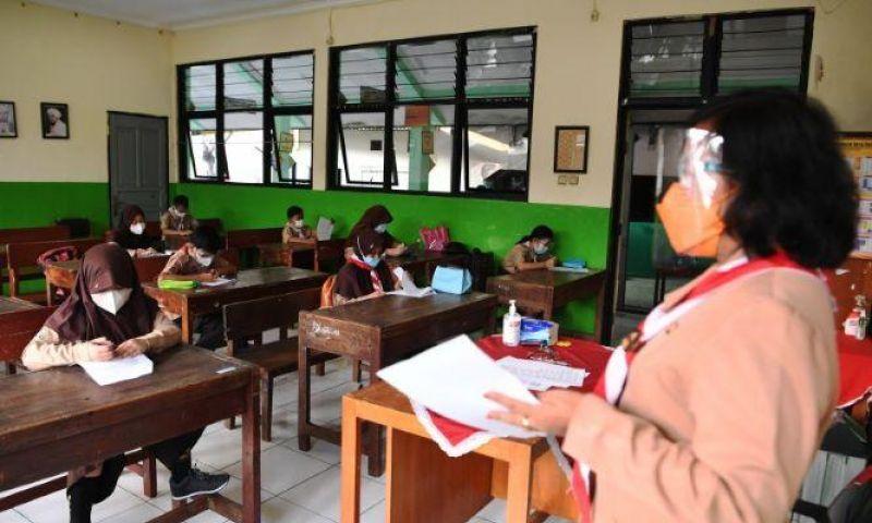 Zona Merah, DKI Jakarta Tidak Gelar Pembelajaran Tatap Muka
