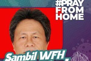 Doa Bersama Lintas Agama dan Kemanusiaan Mengatasi Pandemi COVID-19