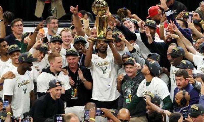 Milwaukee Bucks Juara Baru NBA, Pertama dalam Kurun Waktu 50 Tahun