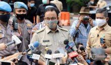 Jakarta Mulai Jauhi Kondisi Genting, Gubernur Anies: Tetap Patuhi Prokes