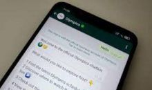 WhatsApp Rilis Chatbot Resmi Olimpiade Tokyo