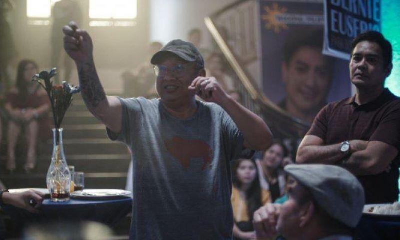 Tayang di Serial HBO, Serial 'On The Job' Bersaing di Festival Film Venesia
