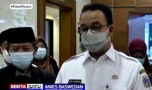Anies Bilang Kegiatan di Jakarta Normal Kembali Setelah Semua Sudah Divaksin
