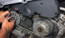 Simak, Ini Cara Aman Merawat V-Belt Motor Matik