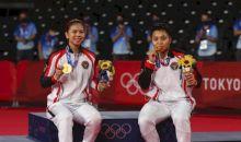 Rebut Medali Emas, Menpora Sebut Greysia/Apriyani Srikandi Kebanggaan Indonesia