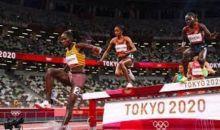 Atlet Putri Uganda Pertama Chemutai Cetak Sejarah Raih Emas Olimpiade
