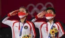 Indonesia Akhiri Olimpiade Tokyo di Peringkat ke-55